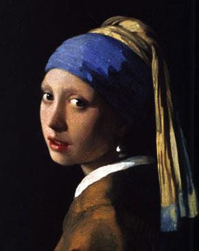 Johannes Vermeer: Ragazza con Turbante